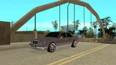 Mercedes-Benz W124 E500 para GTA San Andreas