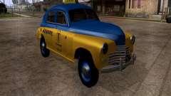 GAZ M20 Pobeda Taxi