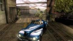 Buick Y-Job 1938 para GTA San Andreas
