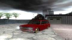 VAZ 2102 retro para GTA San Andreas