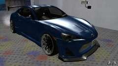 Subaru BRZ JDM para GTA San Andreas