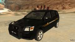 Dodge Caravan Sheriff 2008