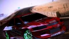 Mitsubishi Lancer Evolution 9 Hypermax para GTA San Andreas