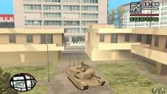 M1A2 Abrams TUSK para GTA San Andreas