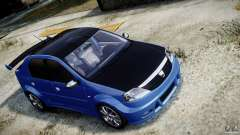Dacia Logan 2008 [Tuned]