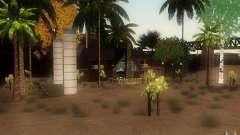 New Country Villa para GTA San Andreas