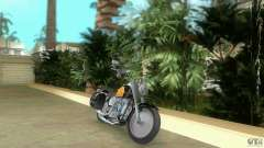 Harley Davidson FLSTF (Fat Boy) para GTA Vice City