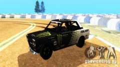 Datsun 510 Monster Energy para GTA San Andreas