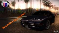 BMW Alpina B12 850i para GTA San Andreas