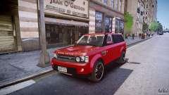 Range Rover Sport para GTA 4
