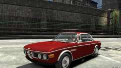 BMW 3.0 CSL E9 1971 para GTA 4
