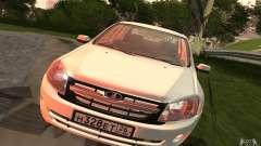Lada Granta Stock para GTA San Andreas
