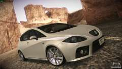 Seat Leon Cupra para GTA San Andreas