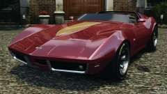 Chevrolet Corvette Sting Ray 1970 Custom para GTA 4