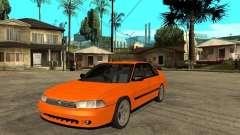 Subaru Legacy 250T 1997 para GTA San Andreas