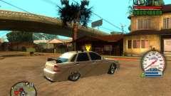 Lada Priora para GTA San Andreas