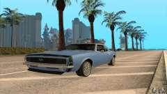 Chevrolet Camaro SS 1967 para GTA San Andreas