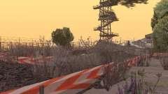 Fuera de la carretera ruta v2.0 para GTA San Andreas