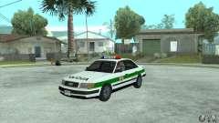 Audi 100 C4 (Cop) para GTA San Andreas
