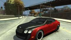 Bentley Continental GT SS para GTA 4