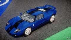 Ford GT 2006 v1.0 para GTA 4