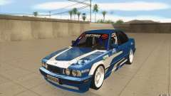 BMW E34 V8 para GTA San Andreas
