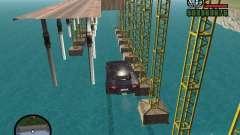 Viajar por el océano (versión Beta) para GTA San Andreas