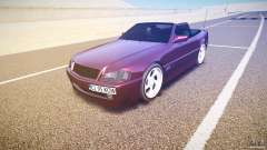 Mercedes Benz SL500 Custom para GTA 4