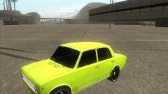 VAZ 2101 versión tuning de coches para GTA San Andreas