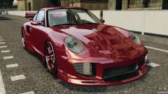 Porsche 997 GT2 Body Kit 1 para GTA 4