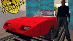 Dodge cargador Daytona Stissimotori 6