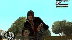 Alex Mercer v2.0 para GTA San Andreas