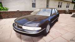 Chrysler New Yorker LHS 1994