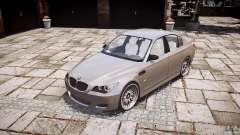 BMW E60 M5 2006 para GTA 4