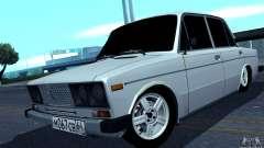 Hobo 2106 VAZ para GTA San Andreas