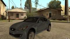 Hyundai Genesis Coupe 2010 para GTA San Andreas