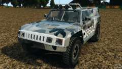 Hummer H3 raid t1