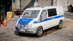 Ford Transit Polish Police [ELS]
