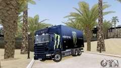 Scania R580 Monster Energy para GTA 4