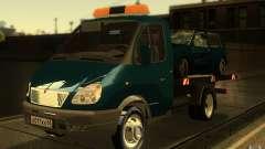 Camión de remolque 14 3302-gacela