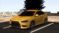 ENB de GTA IV para GTA San Andreas