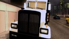 Western Star 4900EX skin 1 para GTA San Andreas