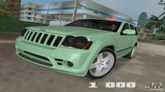 Jeep Grand Cherokee para GTA Vice City
