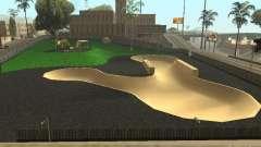 El nuevo Velódromo en LS