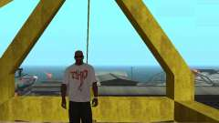 Camiseta WWE RKO para GTA San Andreas