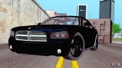 Dodge Charger Fast Five para GTA San Andreas