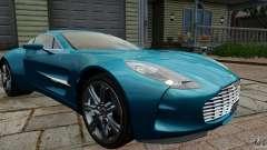 Aston Martin One-77 2012 para GTA 4