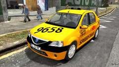 Dacia Logan Prestige Taxi