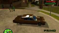 Chevrolet Impala 1961 para GTA San Andreas