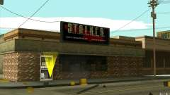 Tienda de armas e. k. S. T. A. L. R para GTA San Andreas